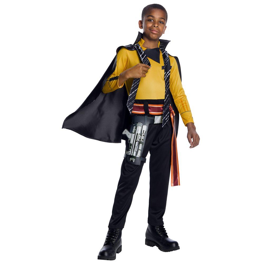 Picture of Solo A Star Wars Story Deluxe Lando Calrissian Child Costume