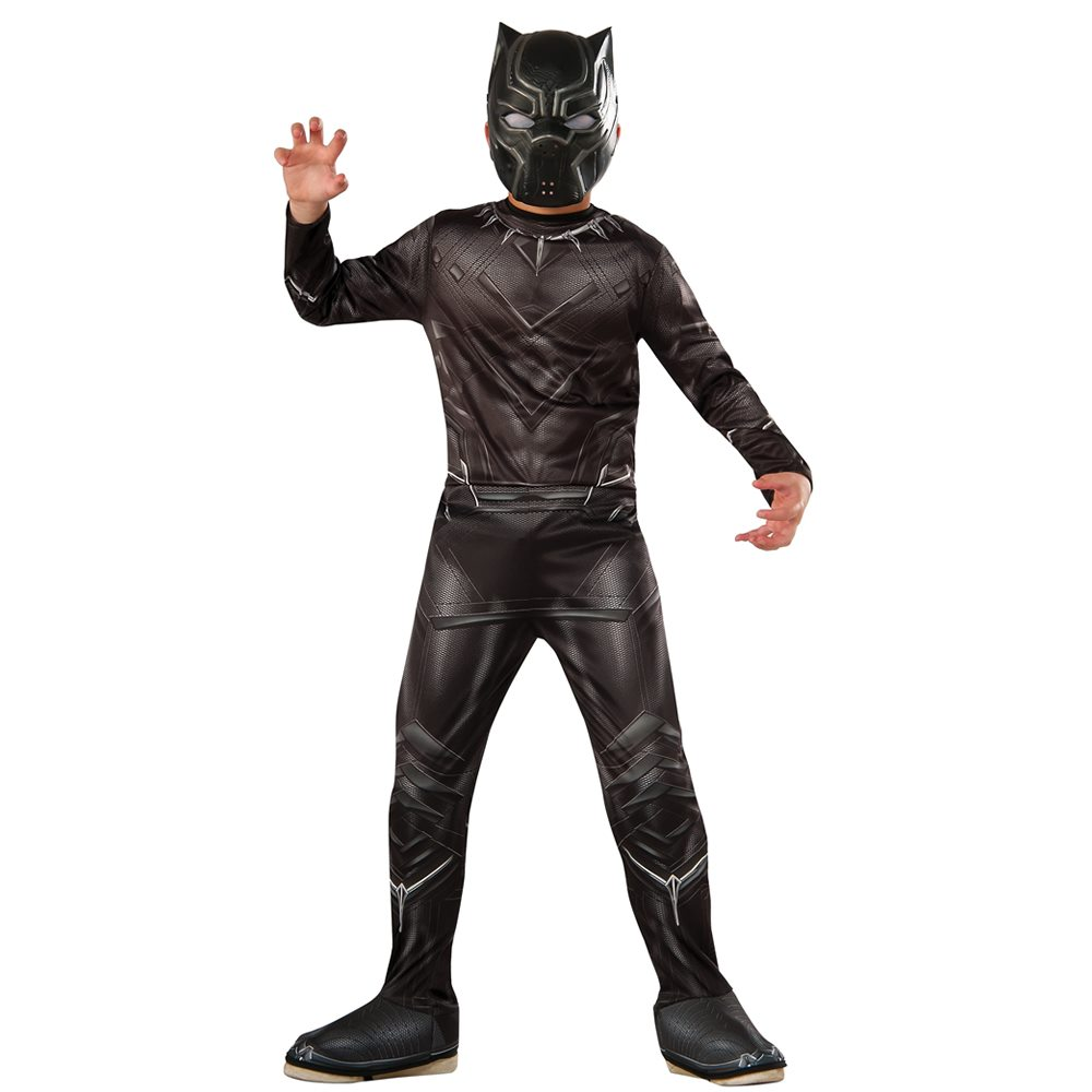 Picture of Captain America: Civil War Black Panther Child Costume