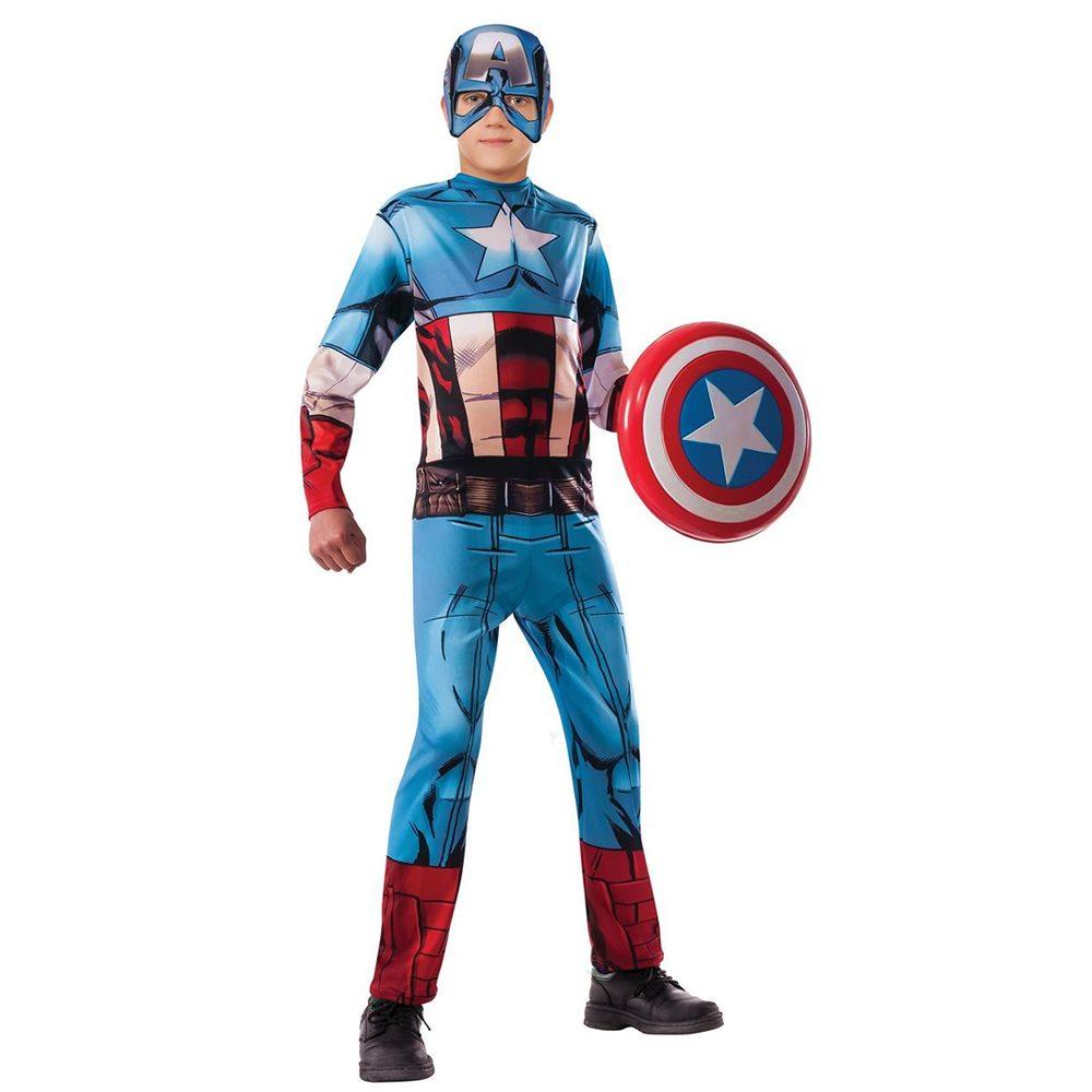 Picture of Avengers Captain America Child Costume