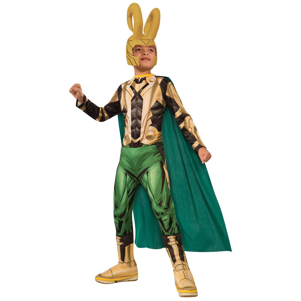 Picture of Loki Child Costume