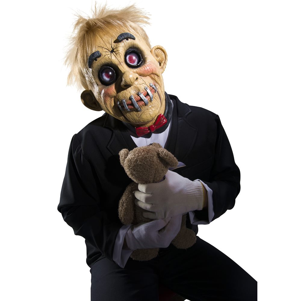 Picture of Robbie the Doll Mask