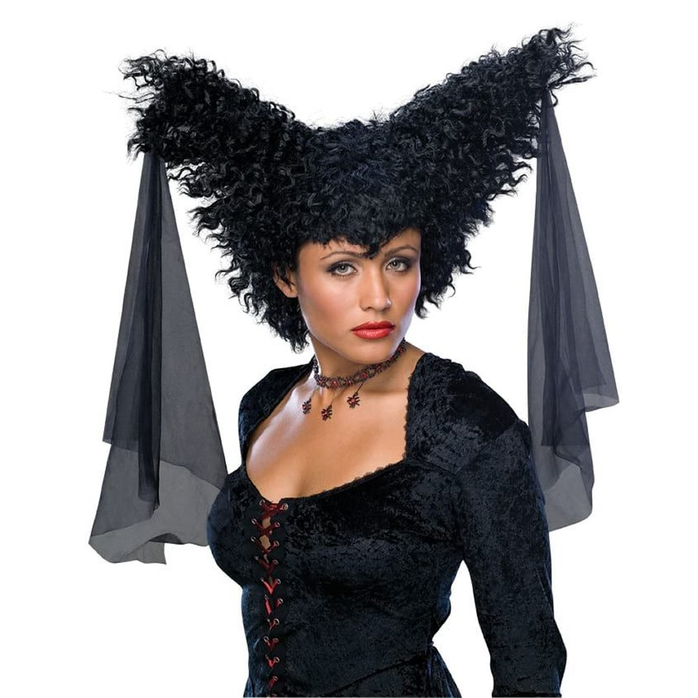 Picture of Evil Sorceress Wig