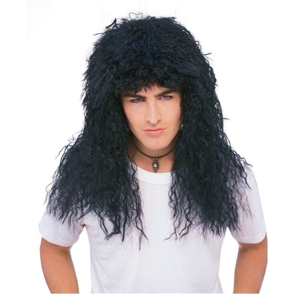 Picture of Frizzy New Wave Wig
