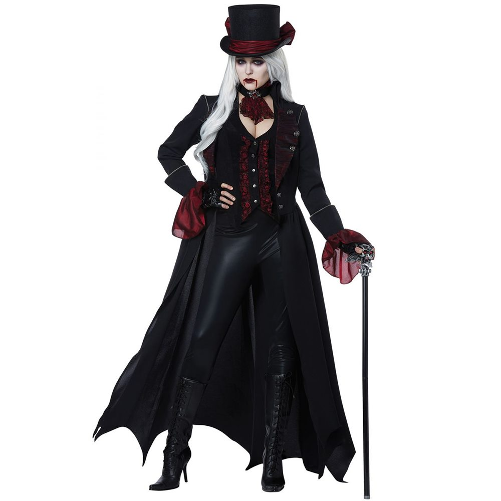 Picture of Dressed to Kill Vampire Adult Womens Costume
