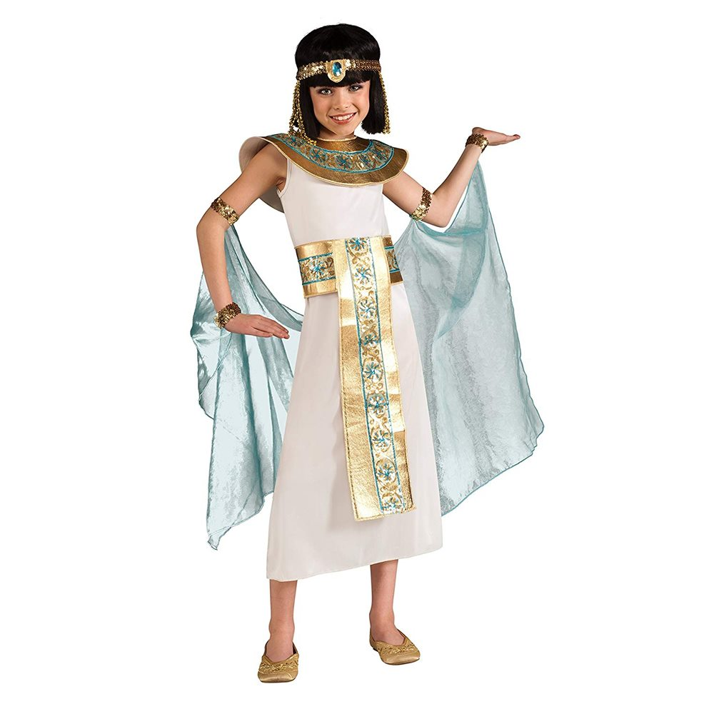 Picture of Egyptian Cleopatra Child Costume