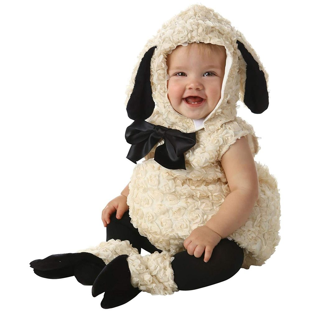 Picture of Vintage Lamb Toddler Costume