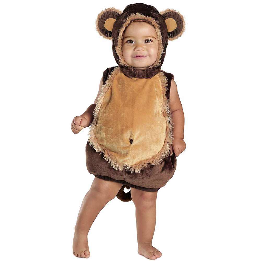 Picture of Melvin the Monkey Toddler Costume