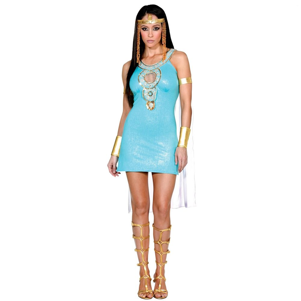 Picture of Queen of Da Nile Adult Womens Costume