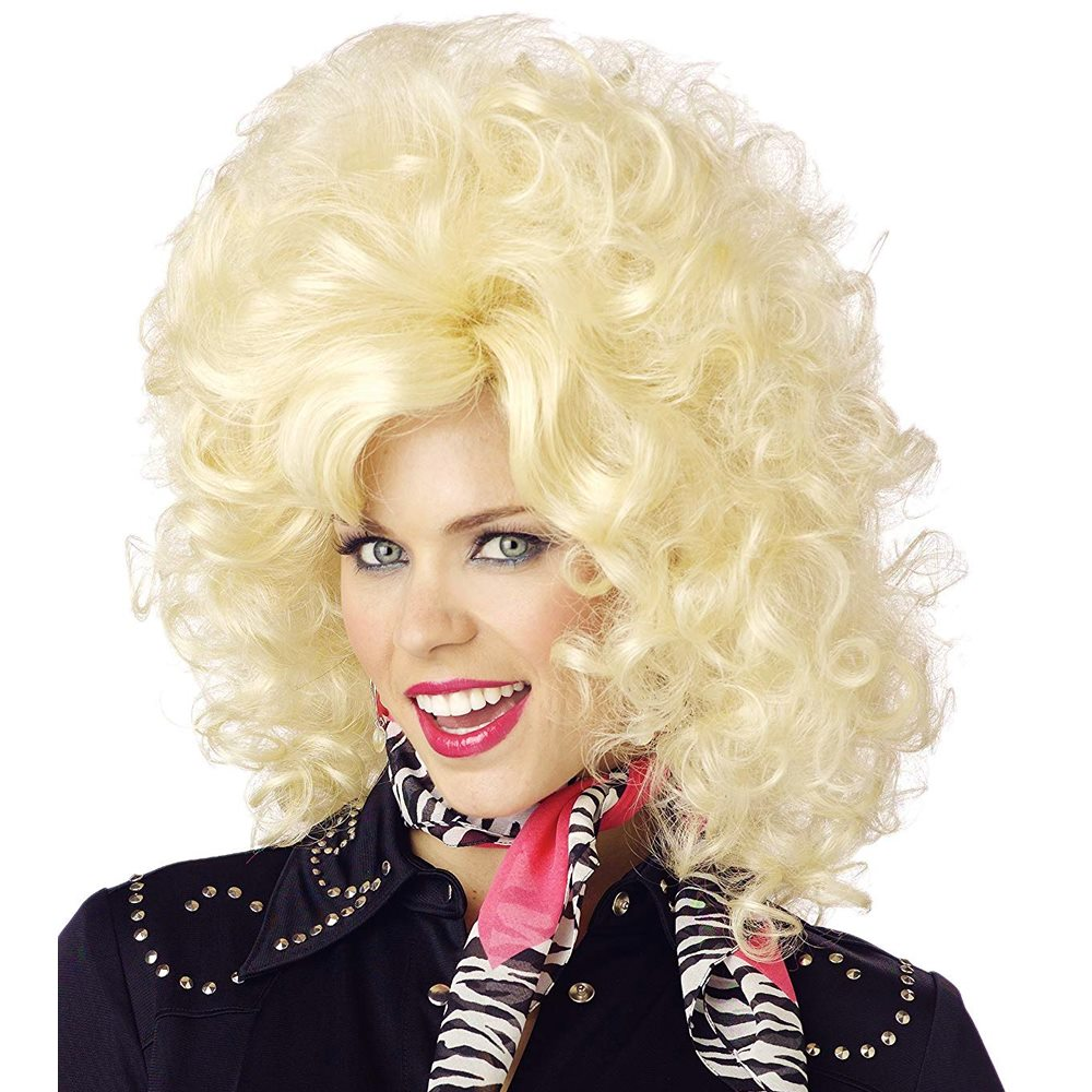 Picture of Country Western Diva Wig
