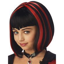 Picture of Vampire Girl Child Wig