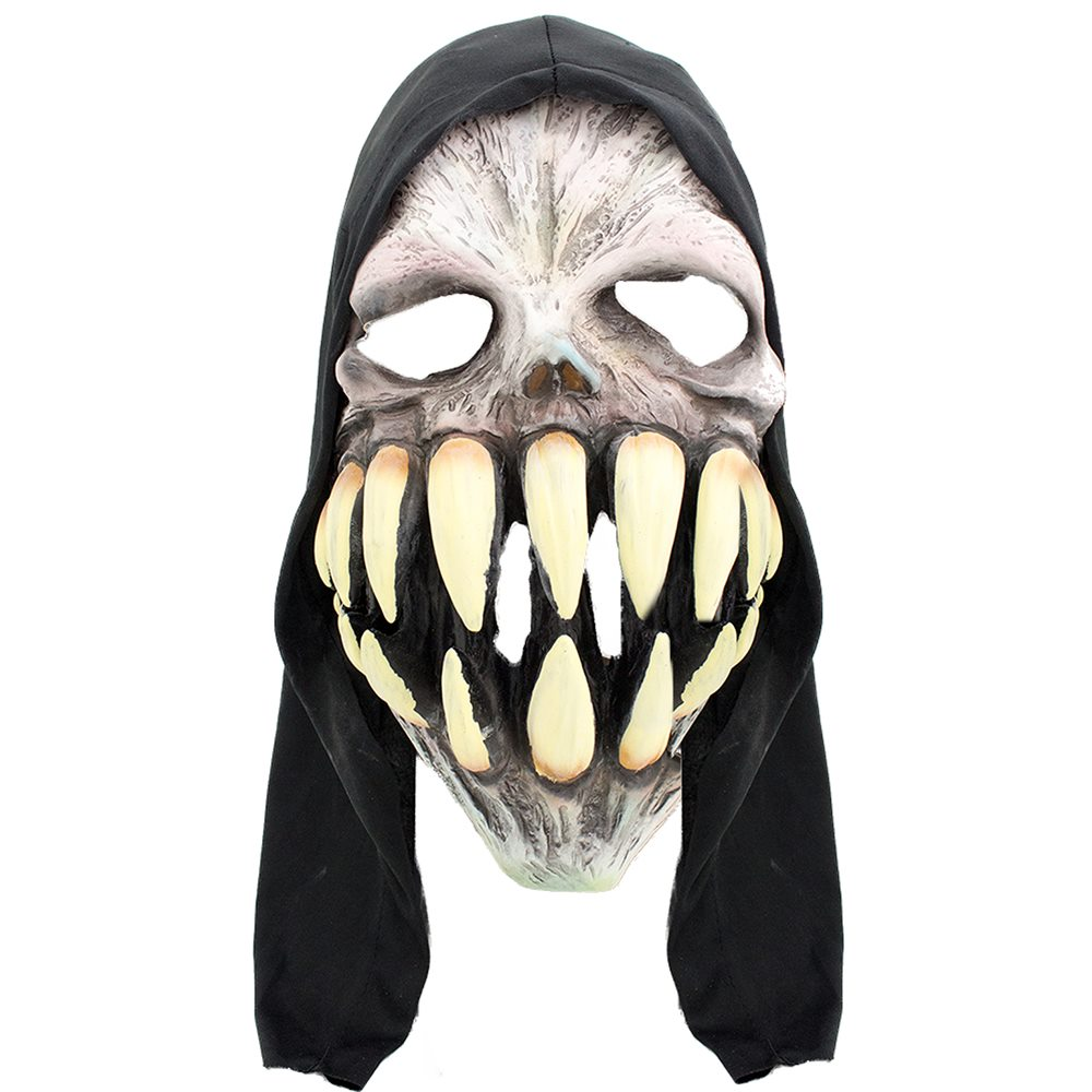 Picture of Deadly Teeth Latex Mask