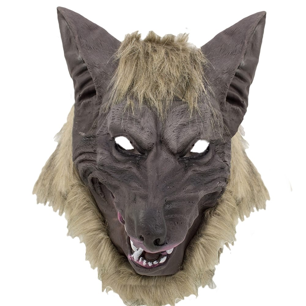 Picture of Sinister Werewolf Latex Mask