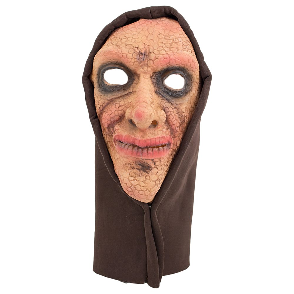 Picture of Diseased Monk Latex Mask