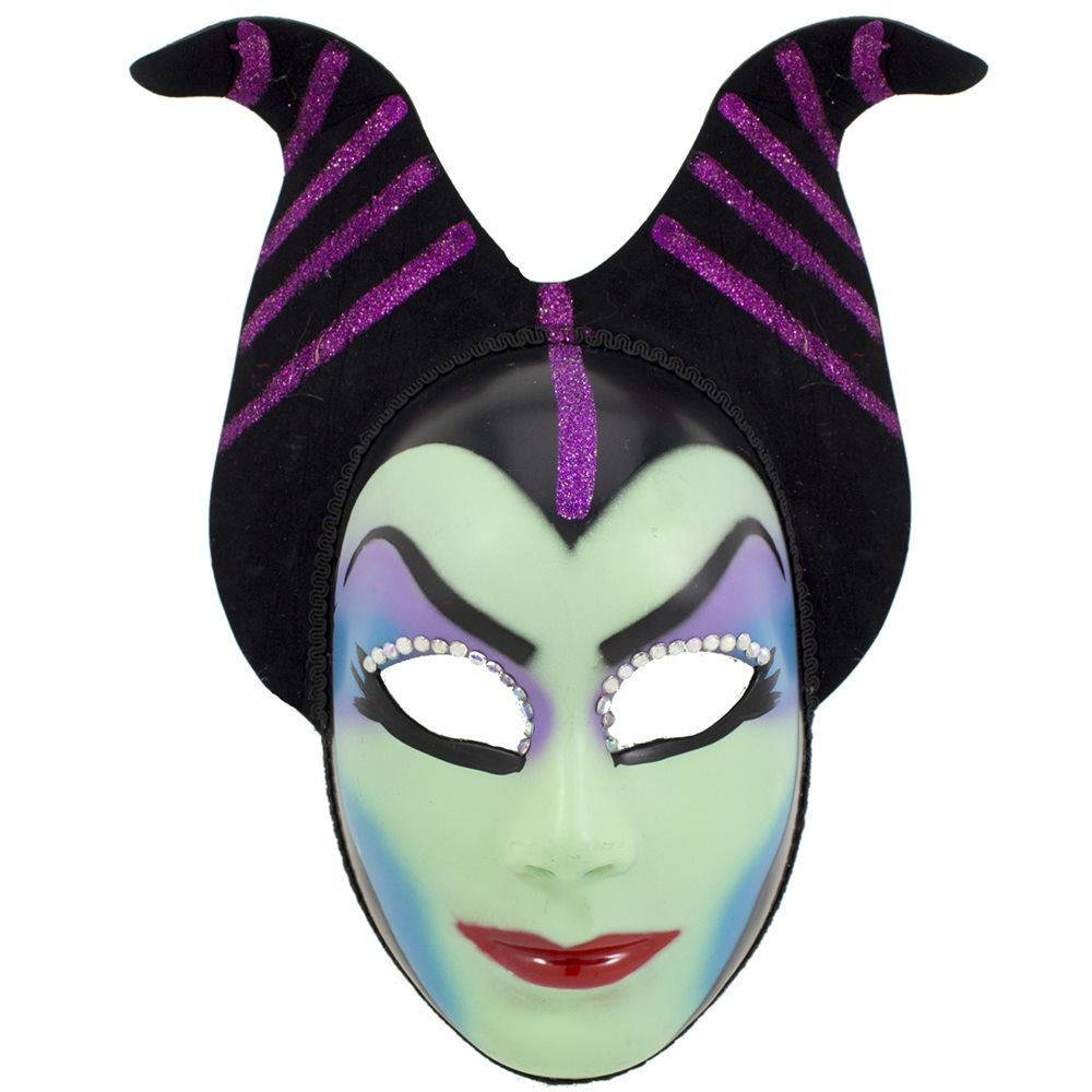 Picture of Maleficent Classic Mask