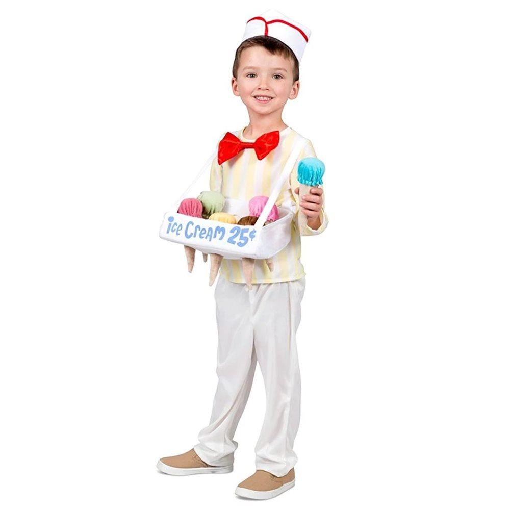 Picture of Ice Cream Cone Salesman Toddler Costume