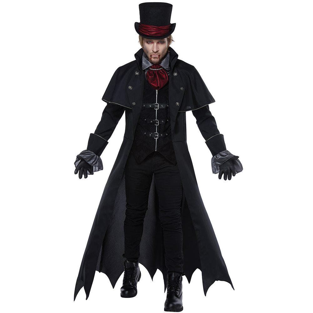 Picture of Out For Blood Deluxe Adult Mens Costume