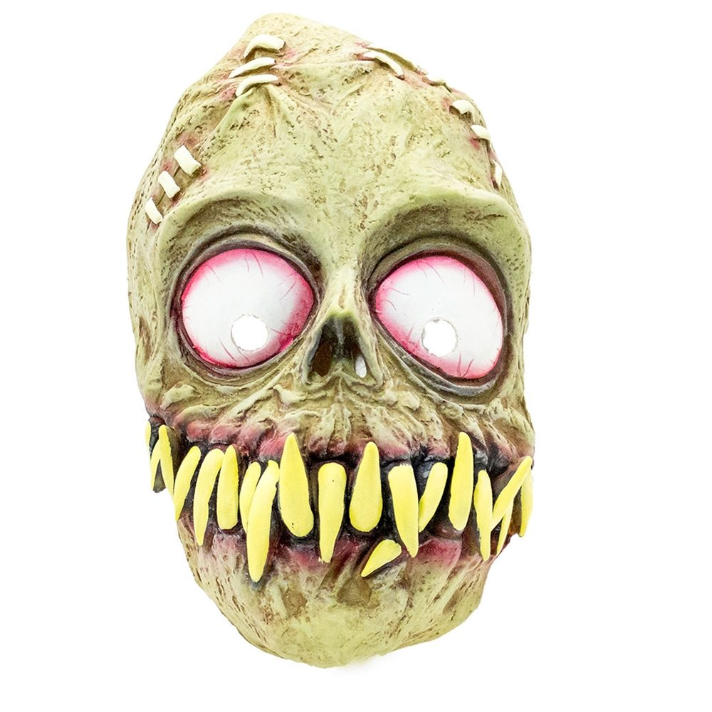 Picture of Sharp-Toothed Ghoul Latex Mask