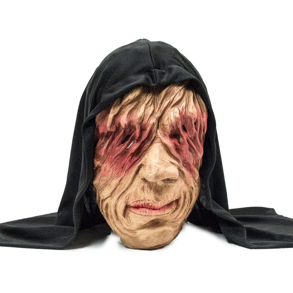 Picture of World Unseen Mask with Hood