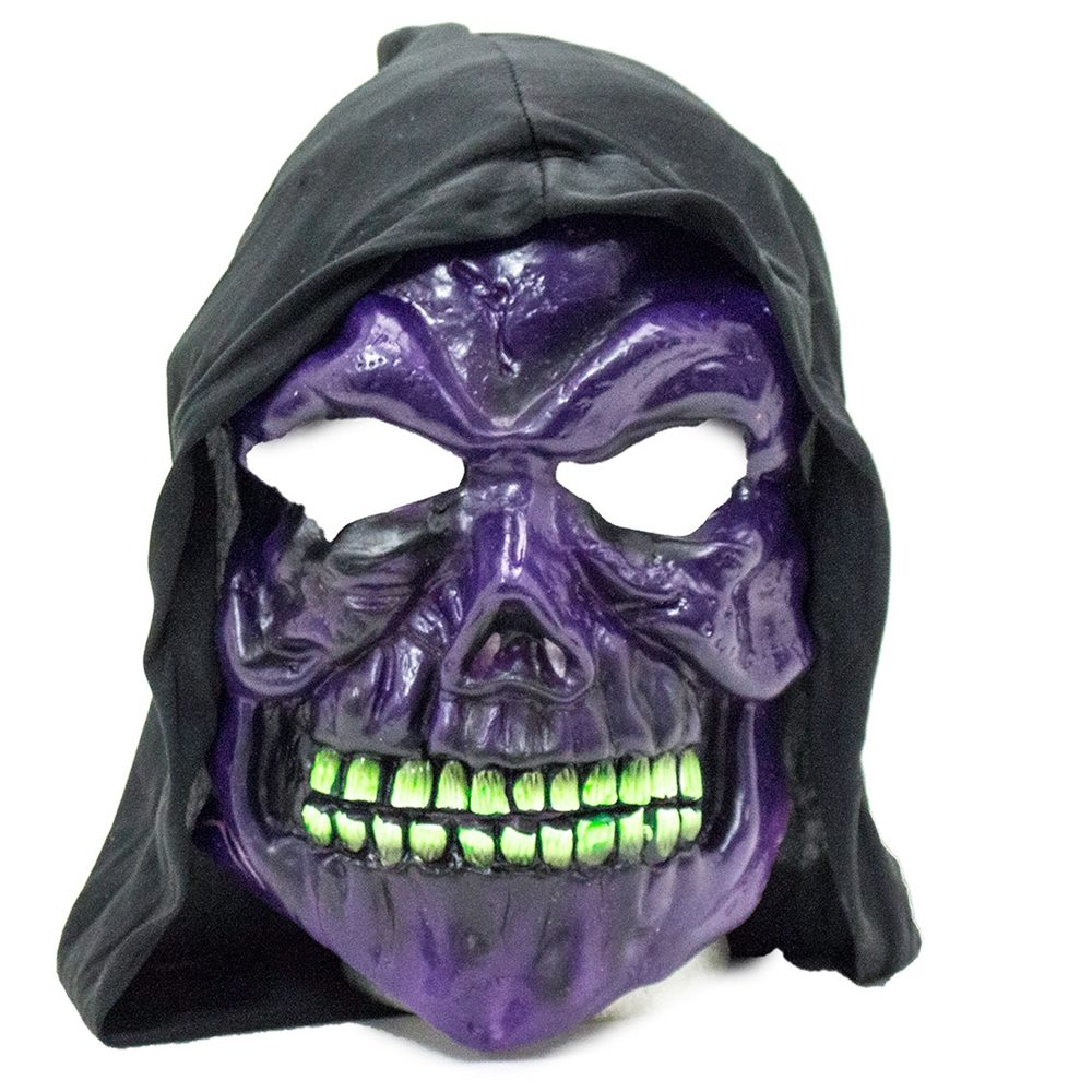 Picture of Purple Skull Mask