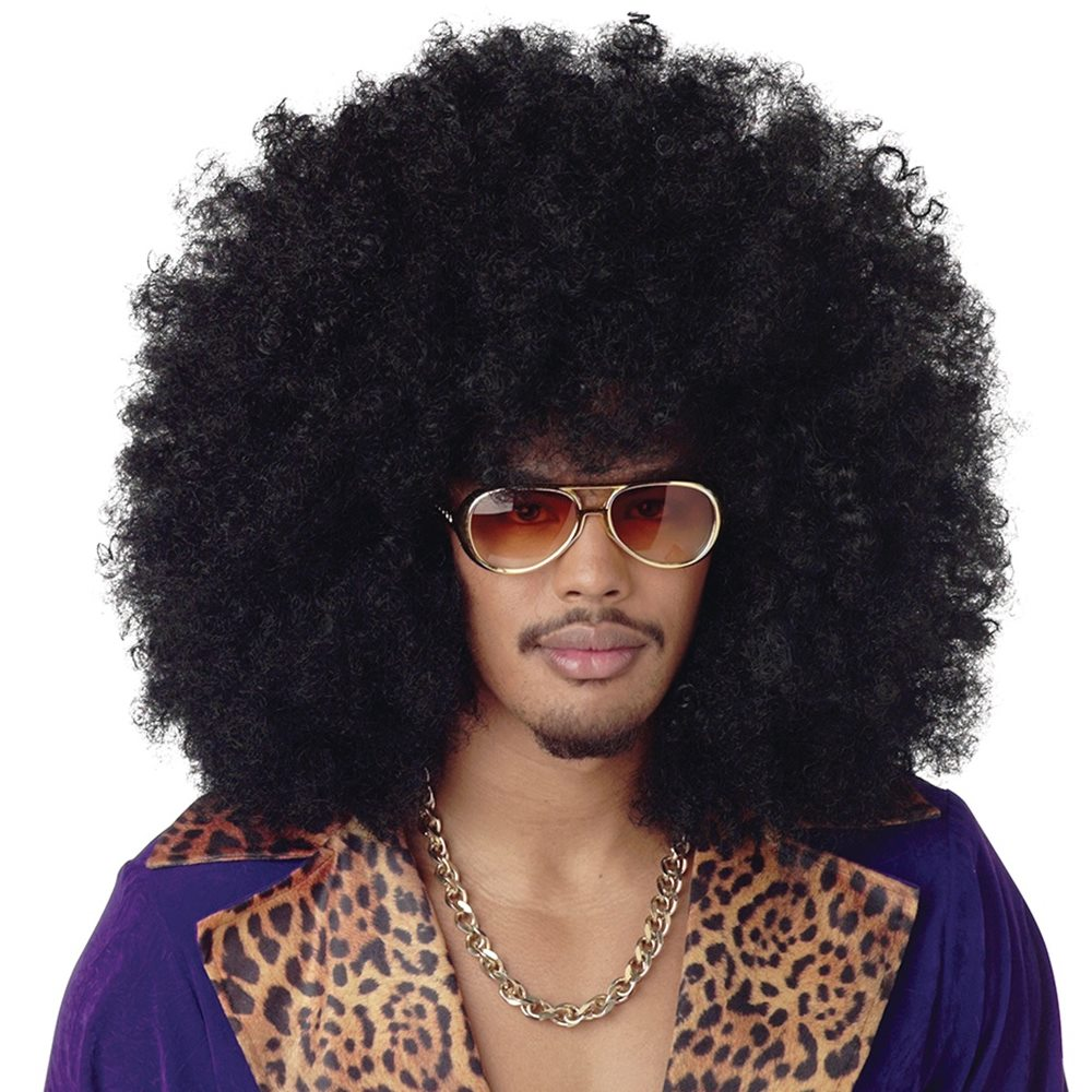 Picture of Super Jumbo Afro Wig
