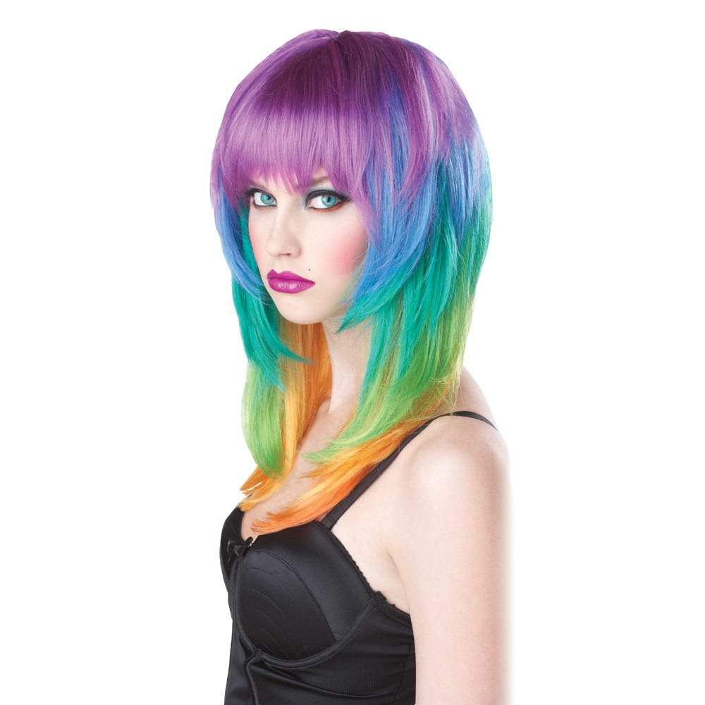 Picture of Kaleidoscope Wig