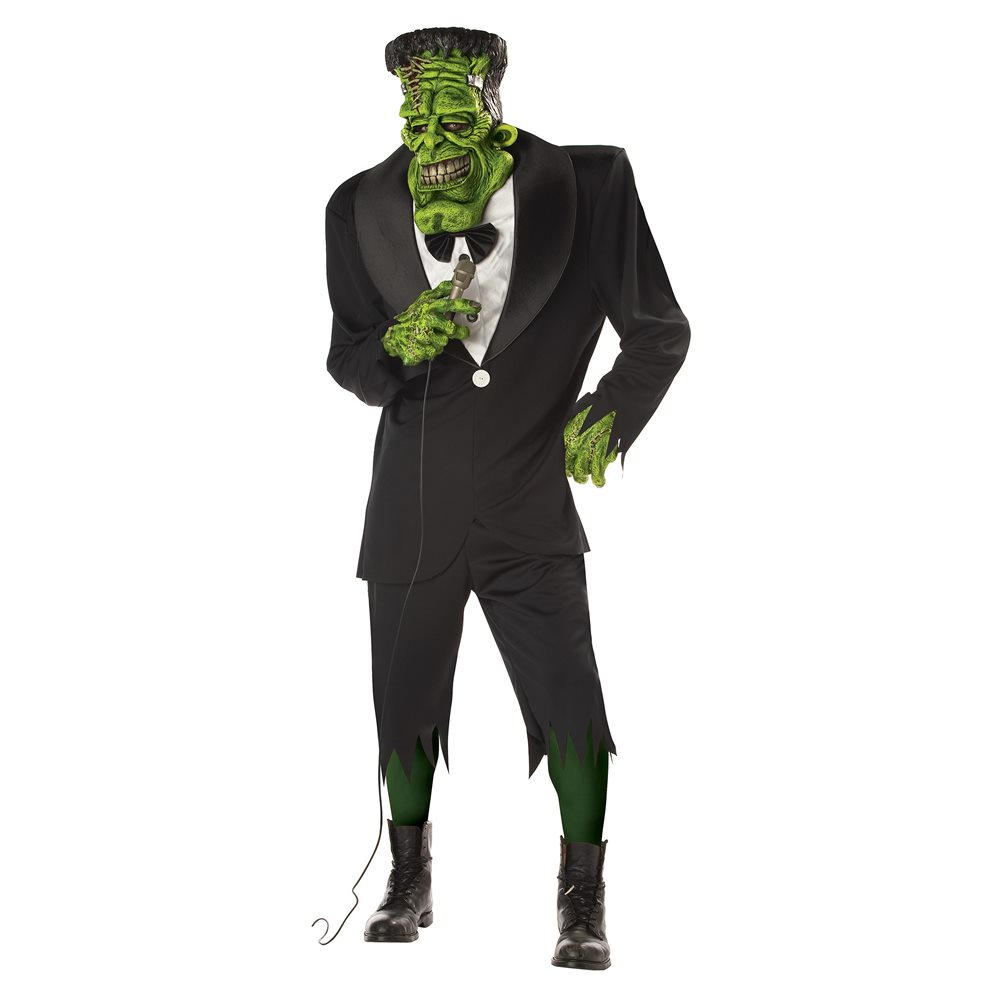 Picture of Big Frank Adult Mens Costume