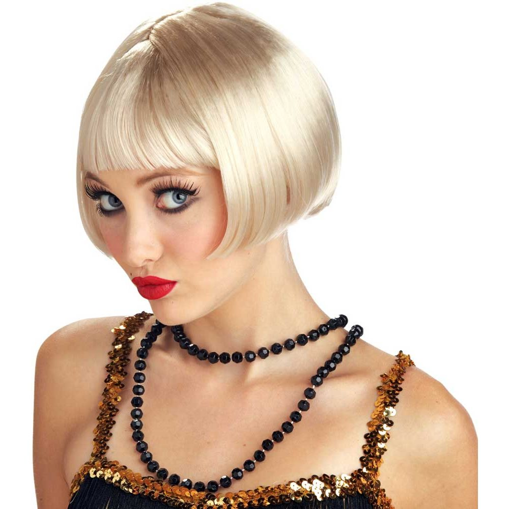 Picture of Flirty Flapper Blonde Wig