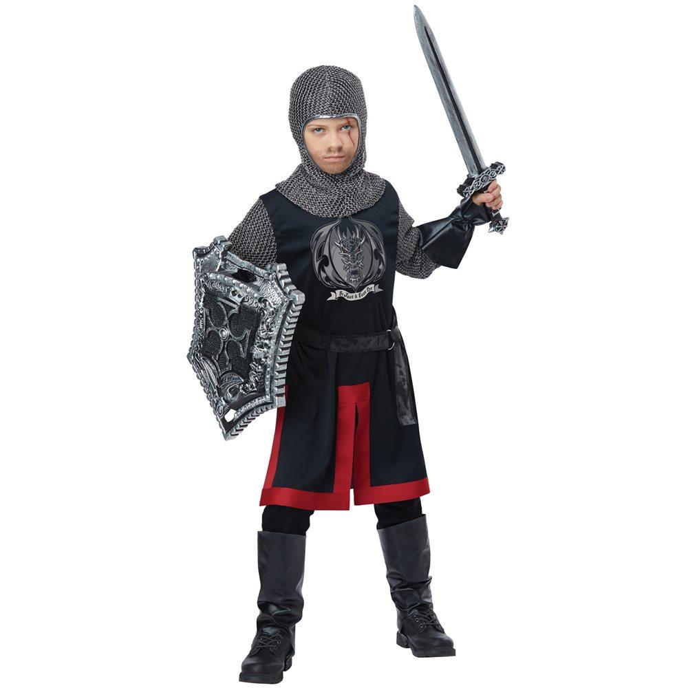 Picture of Dragon Knight Child Costume