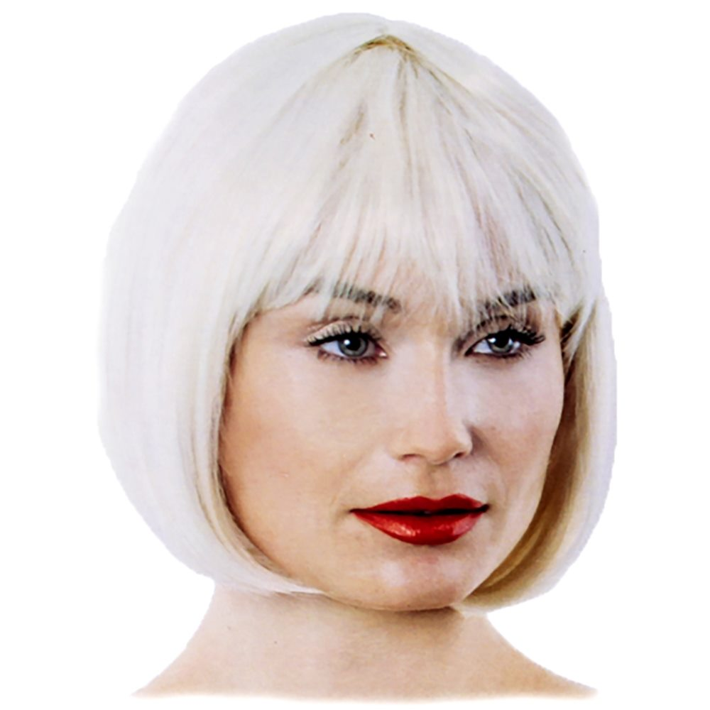 Picture of Platinum Blonde Bob Wig