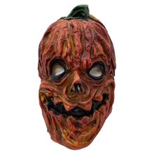 Picture of Pumpkin Latex Mask