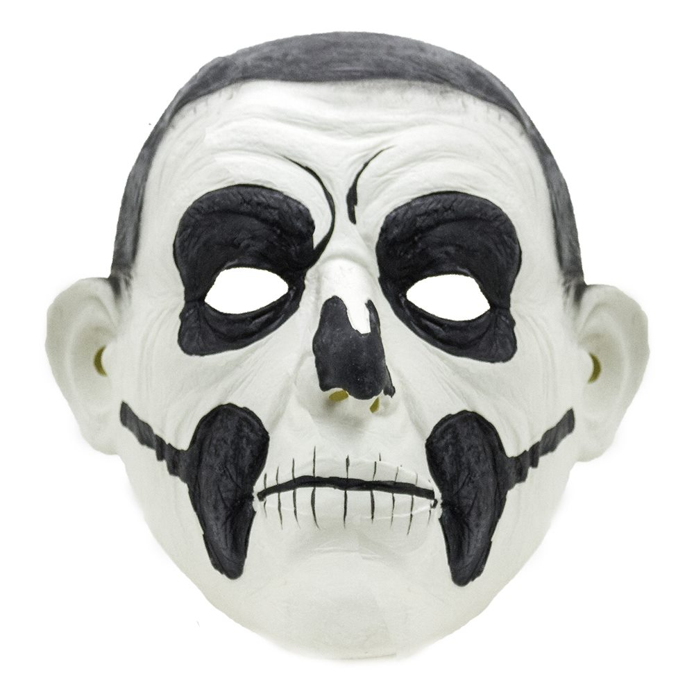 Picture of Skeleton Latex Mask