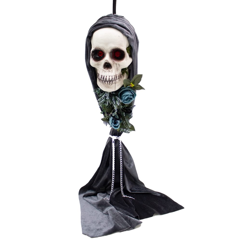 Picture of Grey Hanging Reaper Head