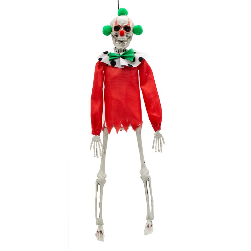 Picture of Skeleton Clown 16in