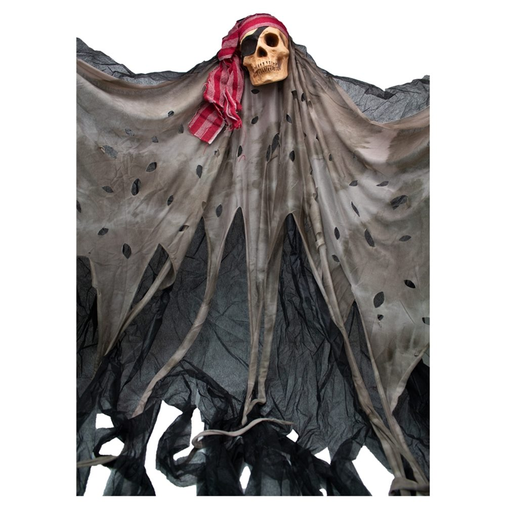 Picture of Brown Pirate Curtain