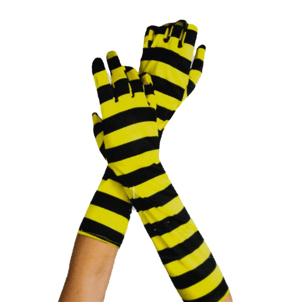 Picture of Striped Bee Gloves