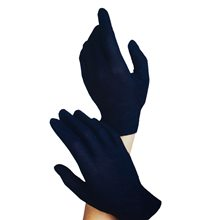 Picture of Black Short Gloves