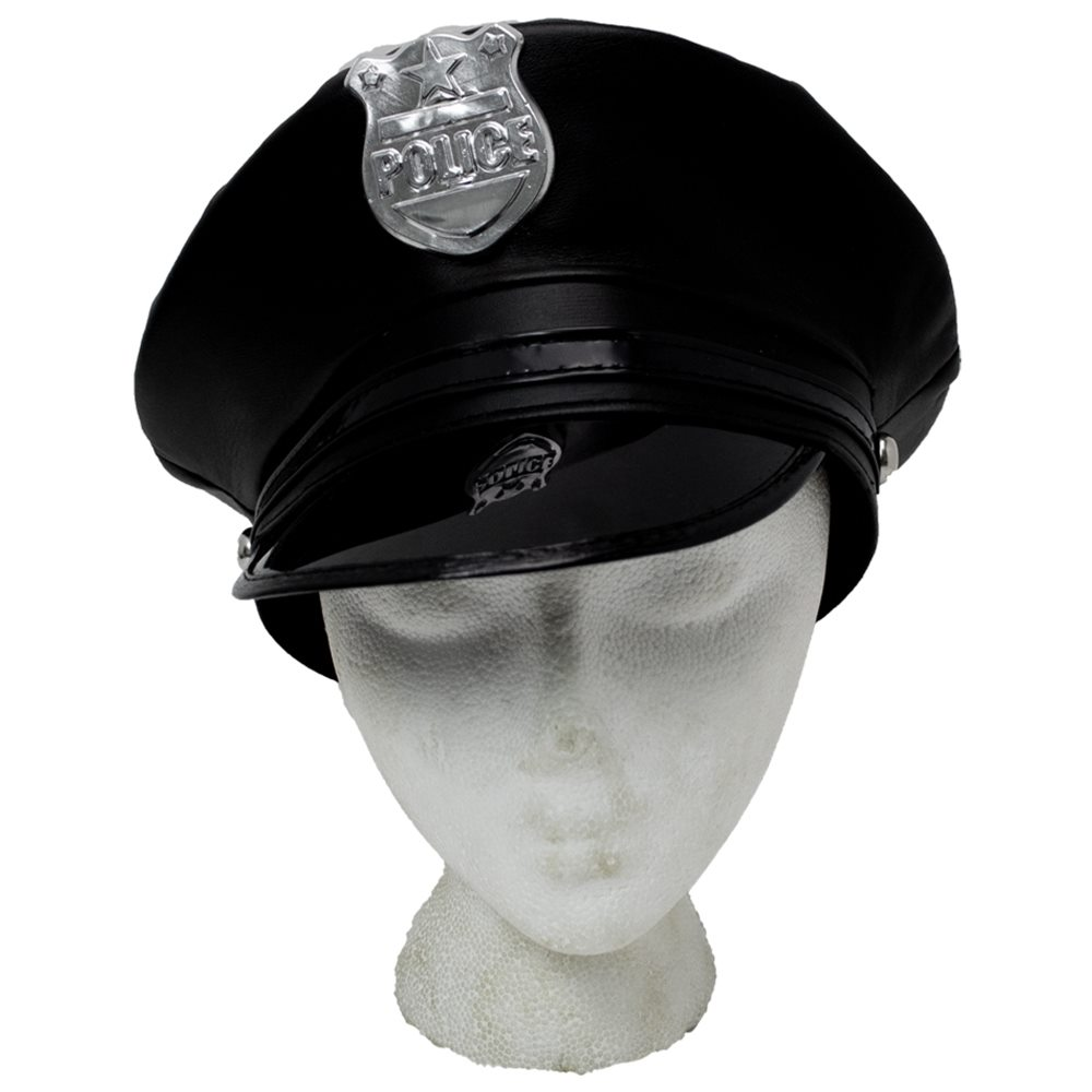 Picture of Black Cop Hat