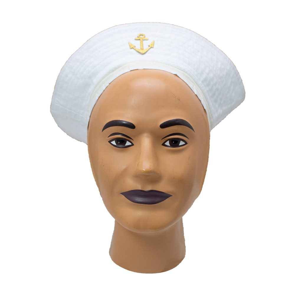 Picture of White Sailor Hat
