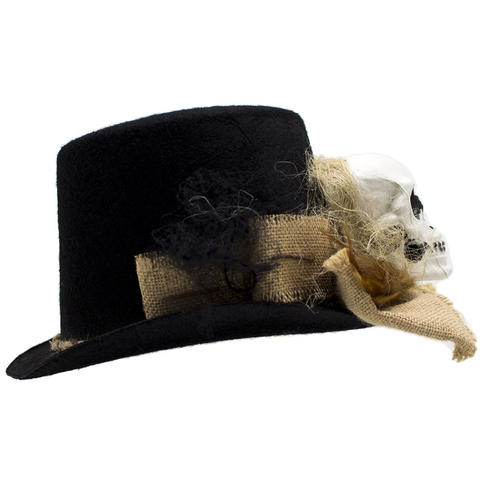 Picture of Skull Top Hat