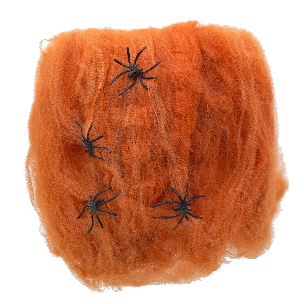 Picture of Orange Spiderweb