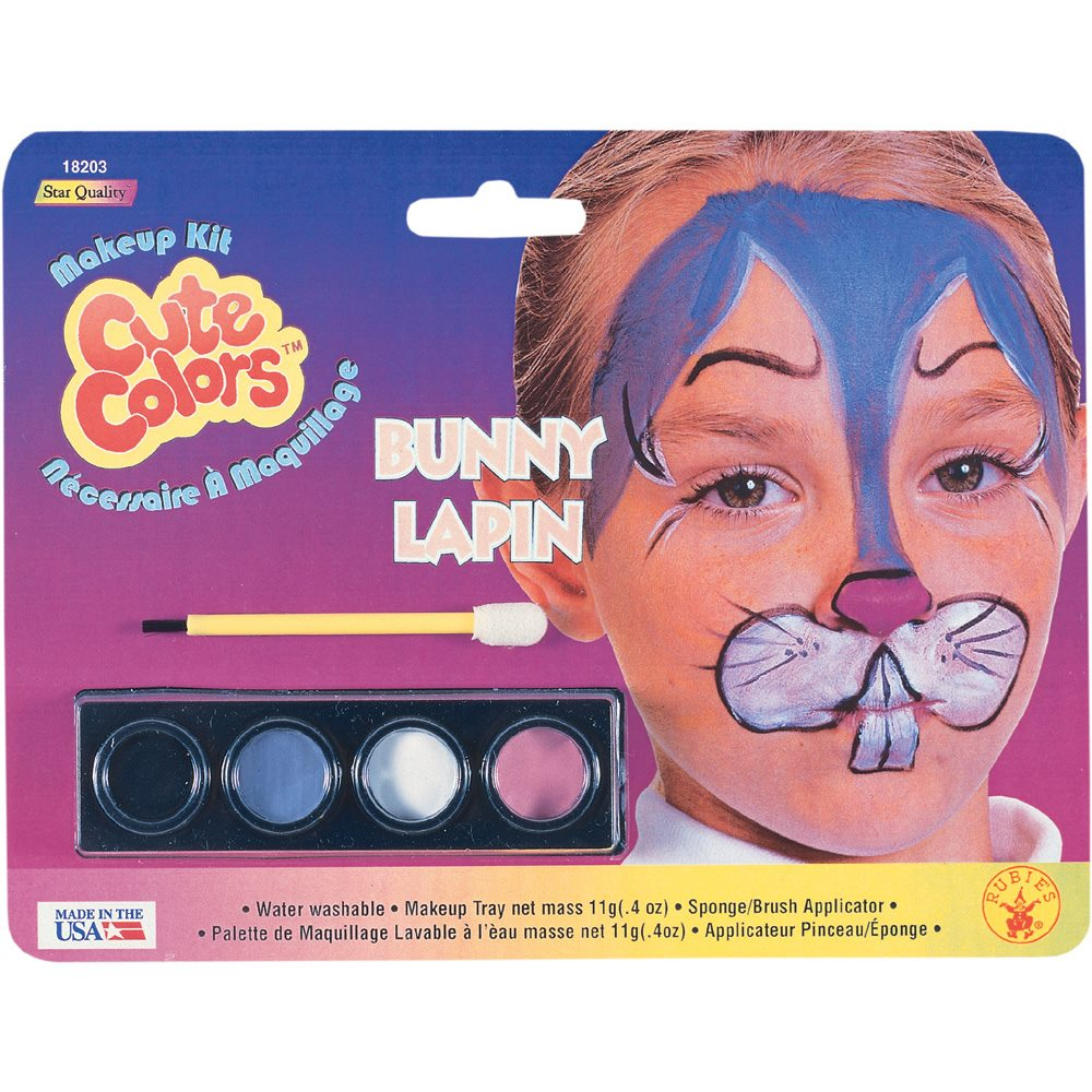 Picture of Bunny Child Makeup Kit