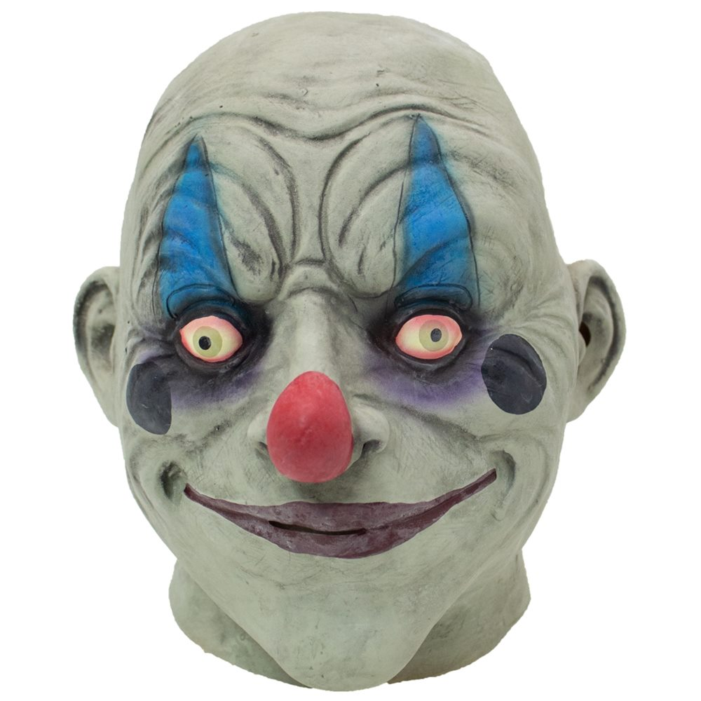 Picture of Clown Latex Mask