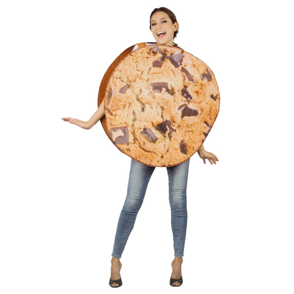 Picture of Chocolate Chip Cookie Adult Unisex Costume