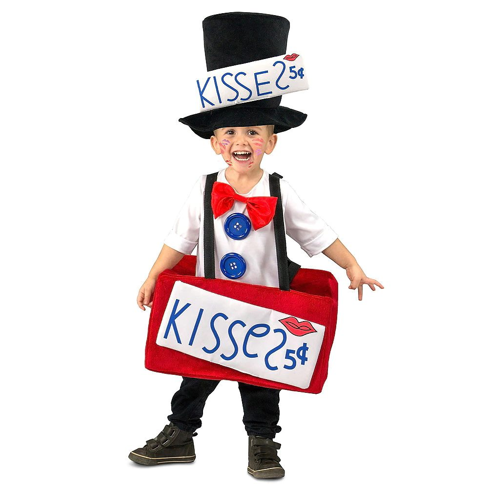 Picture of Kissing Booth Toddler Costume