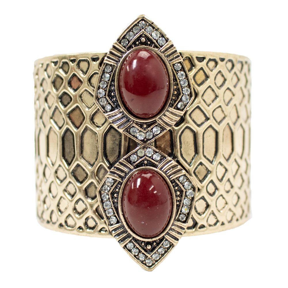 Picture of Gold Goth Cuff Bracelet
