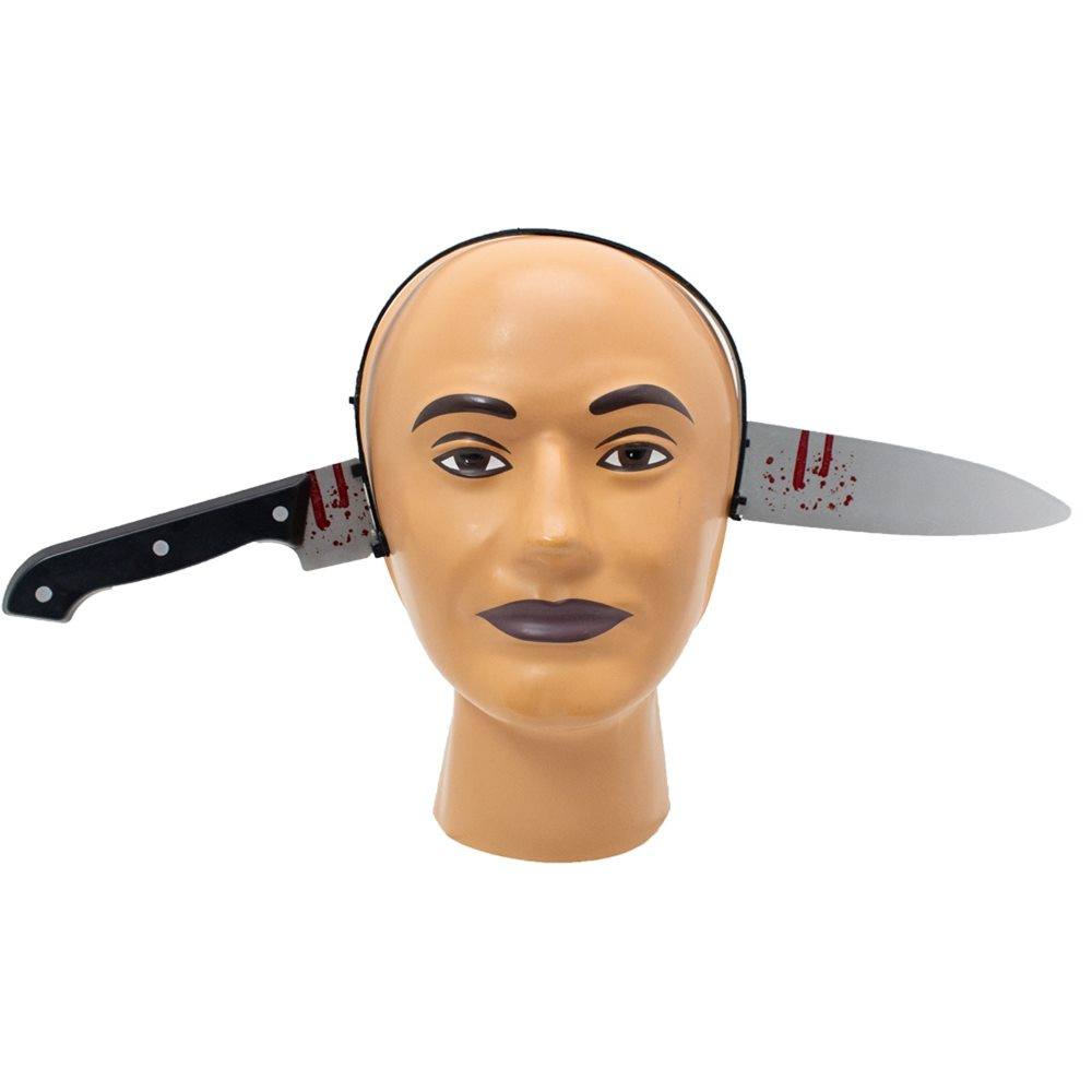 Picture of Knife Through Head Headband