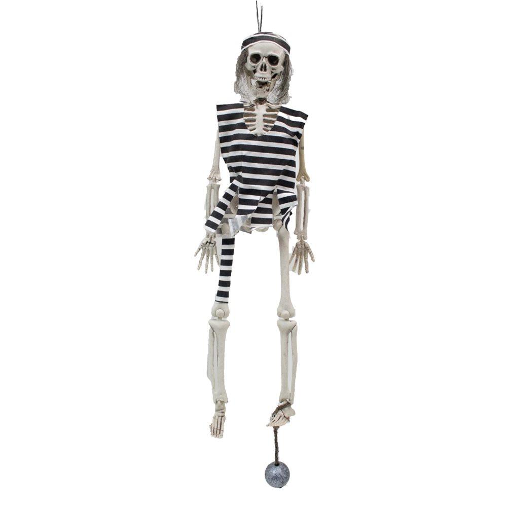 Picture of Hanging Mini Prisoner Skeleton
