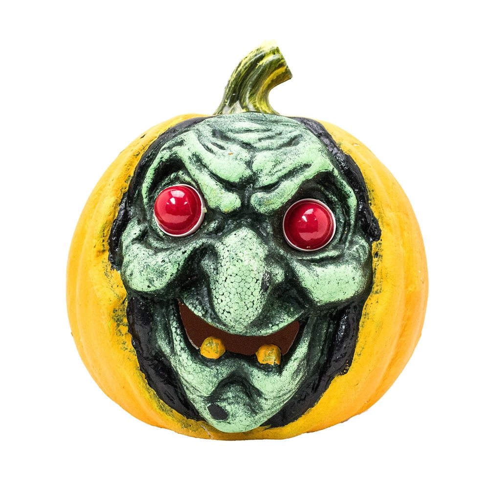 Picture of Pumpkin Witch Decoration