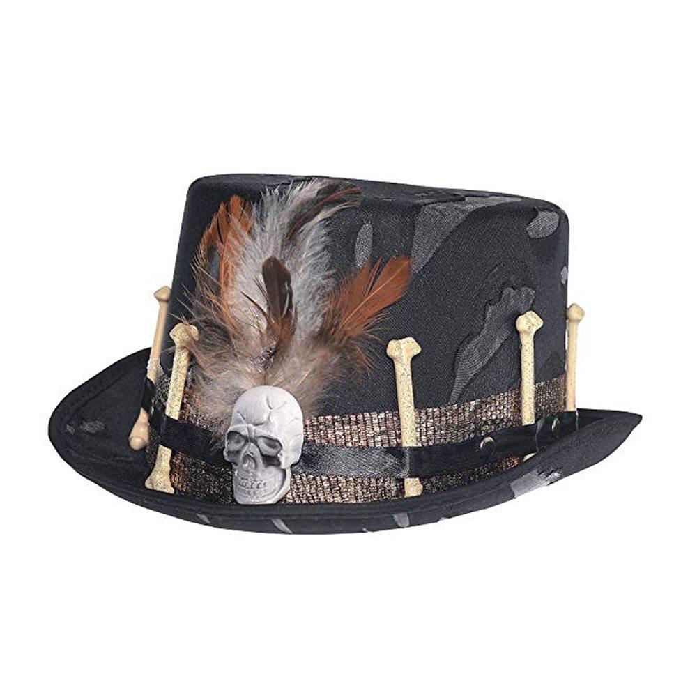 Picture of Black Voodoo Hat