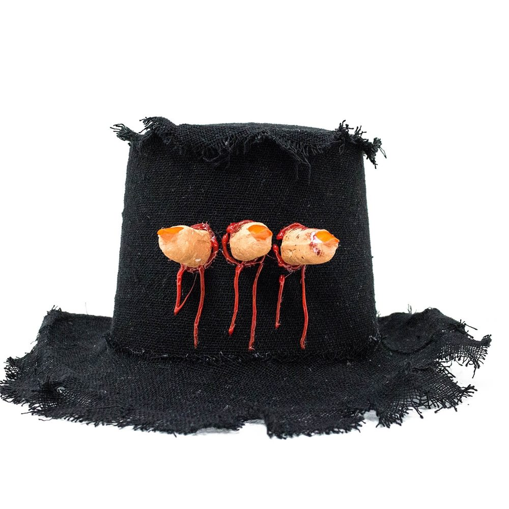 Picture of Severed Fingers Top Hat